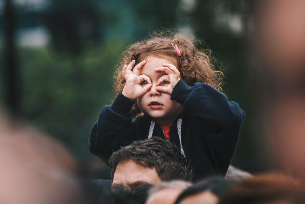 проверить зрение ребенка