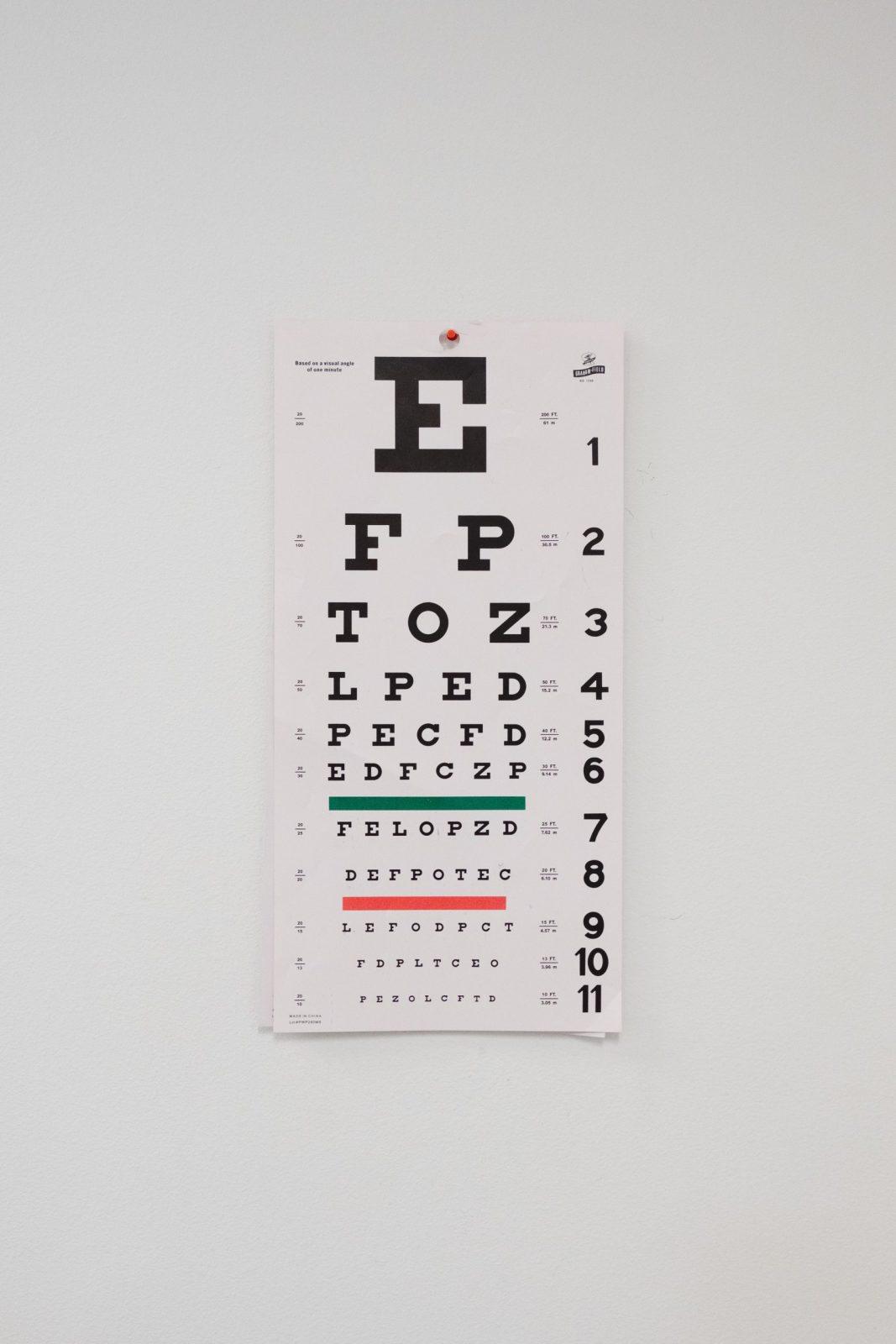 You are currently viewing Проверяем зрение не выходя из дома
