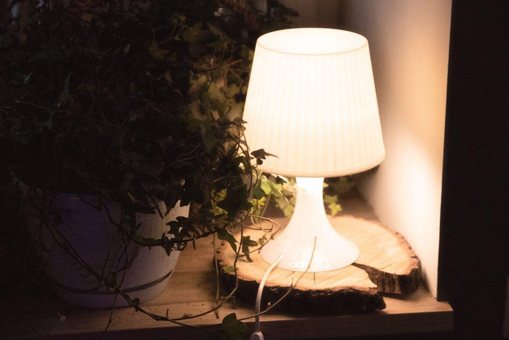 освещение для зрения