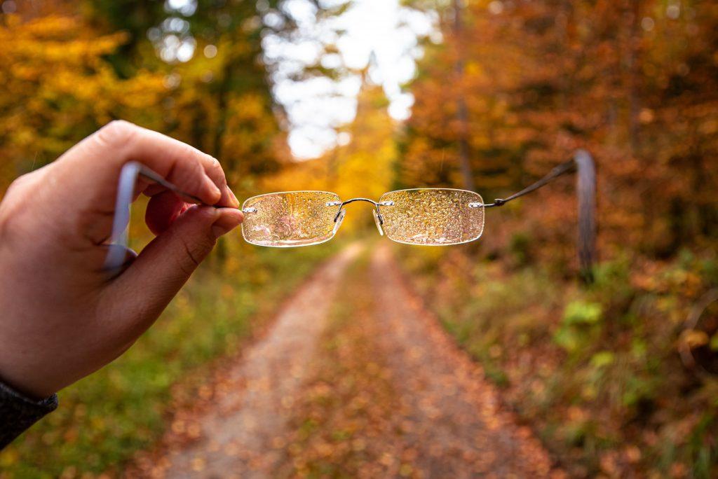 запотевают очки
